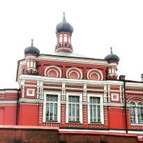 Church of Kazan Icon of God's Mother