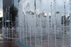 Fountain of Rings