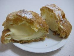 beard papa's Fresh'n Natural Cream Puffs Namba-Walk