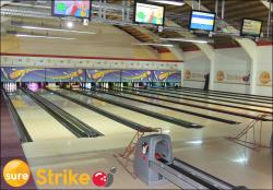 SureStrike Tenpin Bowling Alley