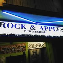 Rock & Apples