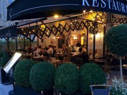 Closest best dinner Bistrot Vaslois