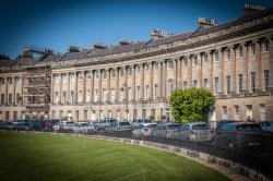 Royal Crescent - World Heritage Site