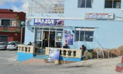 Blue Cave Bar and Restaurant