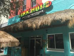 Jerk Hut Downtown Cafe