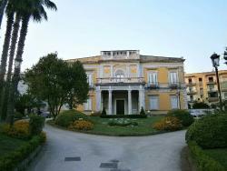 Villa Savonarola- Biblioteca Comunale