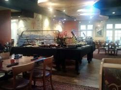 Breakfast Buffet at the Hotel Restaurant