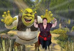 DreamWork's Tours: Shrek's Adventure! London
