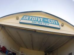 Skydive The City