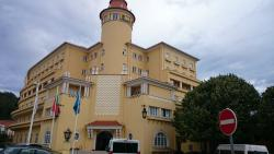 Grande Hotel das Termas de Luso