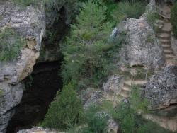Cascada Batida del Molino Viejo