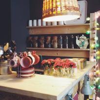 Tel Dolap Cihangir Cafe