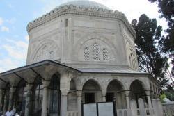 Kanuni Sultan Suleyman Turbesi