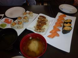 Sushi T&T Japanese Restaurant