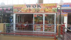 Buffet Wok Europe