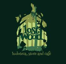 Lost Wood Ludoteca, Store & Cafè