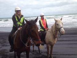 Muriwai Horse Riding Centre