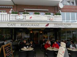 Cafe - Restaurant Strandlaufer