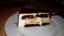 espectacular tarta casera