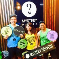Mystery Manila - Libis Quezon City