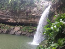 Cascada Santa Emilia