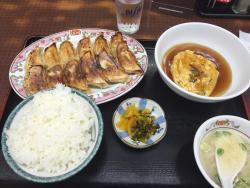 Gyoza-No-Ohsho Tennoji Horikoshi