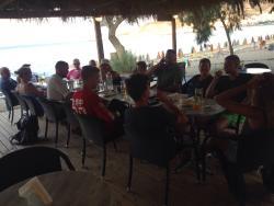 Akti Beach Bar-Restaurant
