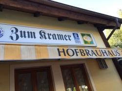 """Wirtshaus """"Zum Kramer"""""""