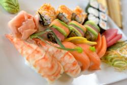 Sushi by Sushiramis is freshly prepared with the best of ingredients.