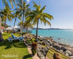 Gazebo at the Coral Sea Resort