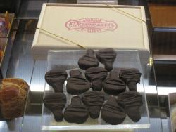 Frutas bañadas en Chocolate