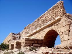 Aqueduct of Caesarea (Mei Kedem)