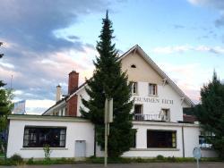Swiss Chalet zur Krummen Eich