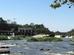Bar e Restaurante Cachoeira De Emas