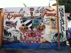 迈阿密小哈瓦那街区