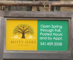 Misty Oaks Vineyard