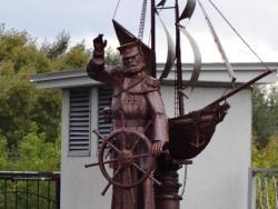 Sculpture Admiral