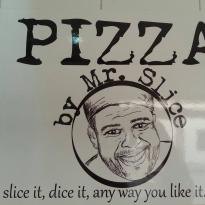 Pizza by Mr. Slice