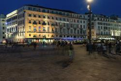 MGallery Grand Hôtel Beauvau Marseille - Façade