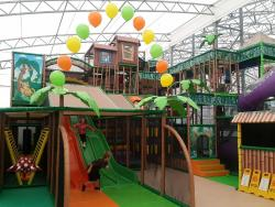 Sanmilari, Play Centre/Cafe