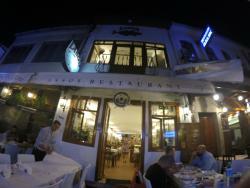 Lasos Seafood Yesilkoy