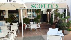 Scotty's bar Mojacar