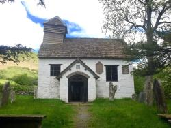 St.Mary's Church (Capel-y-ffin)
