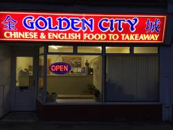 Golden City Chinese