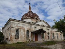 Raspyatskiy Cathedral