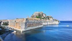 Παλαιό Ενετικό Φρούριο Κέρκυρας