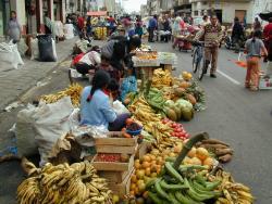 Market Guamote