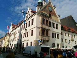 Freisinger Wochenmarkt
