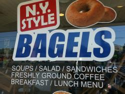 Bayside Bagels of Silverton