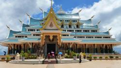 Pa Phu Kon Temple